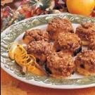 Orange-Raisin Sticky Muffins