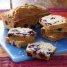 Berry Mini Breads