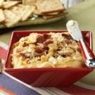 Hot Bacon Cheddar Spread