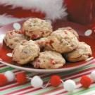 Cherry Chocolate Nut Cookies