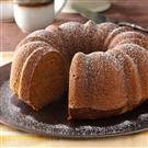 Moist Pumpkin Bundt Cake