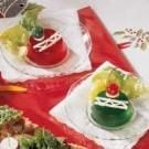 Gelatin Christmas Ornaments