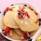 Cornmeal-Wheat Pancakes