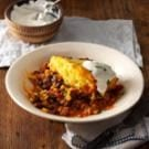 Easy Chicken Tamale Pie