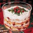 Raspberry Cocoa Trifle