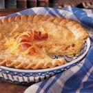 Cheesy Onion Pie
