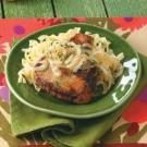 Marsala Pork Chops for Two