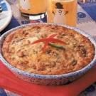Warm-You-Up Sausage Quiche