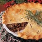 Canadian Meat Pie