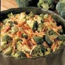 Carrot Broccoli Salad