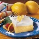 Light Lemon Cake