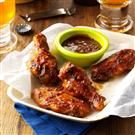 Zesty Chicken Wings