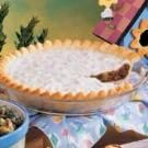 Sour Cream Raisin Pie
