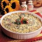 No-Crust Spinach Quiche