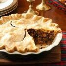 Christmas Eve Meat Pie