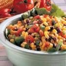 Black Bean Vegetable Salad