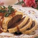 Meat Loaf Wellington