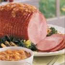 Ham with Sweet Pineapple Sauce