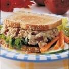 Apple Tuna Sandwiches
