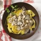 Chicken Portobello Stroganoff