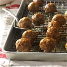 Great-Grandma's Italian Meatballs