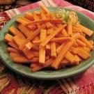 Spiced Carrot Strips