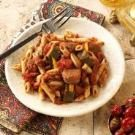 Italian Sausage Marinara with Penne