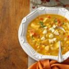"""Thanksgiving's Not Over Yet"" Enchilada Soup"