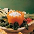 Chunky Vegetable Dip
