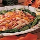 Warm Apricot Chicken Salad