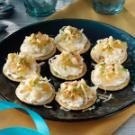 Hawaiian Crab Canapes