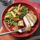 Savory Peas and Carrots