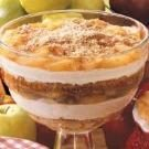 Peanut Butter Apple Dessert