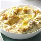 Rich & Creamy Parmesan Mashed Potatoes