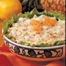 Citrus Pineapple Coleslaw