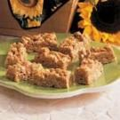 No-Bake Sunflower Bars