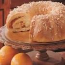 Orange Swirl Coffee Cake
