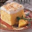 Easy Pineapple Coconut Cake
