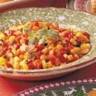 Red Pepper 'n' Corn Skillet