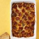 Pepperoni Pizza Casserole