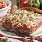 Beef Pizza Loaf