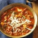 Fiesta-Twisted Brunswick Stew