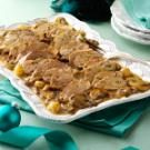 Pork Tenderloin with Marsala Mushroom Sauce