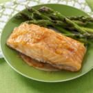 Citrus-Spice Glazed Salmon