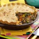 Vegetable Beef Pie