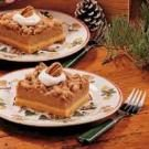 Sweet Potato Dessert Squares