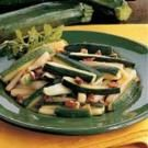 Zucchini with Pecans