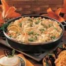 Hearty Turkey Noodle Stew