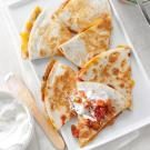 Bean & Cheese Quesadillas