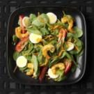 Shrimp & Spinach Salads